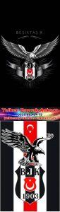 beşiktaş spor kulübü bayrakları