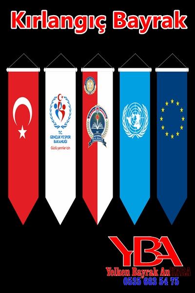 kirlangic bayrak